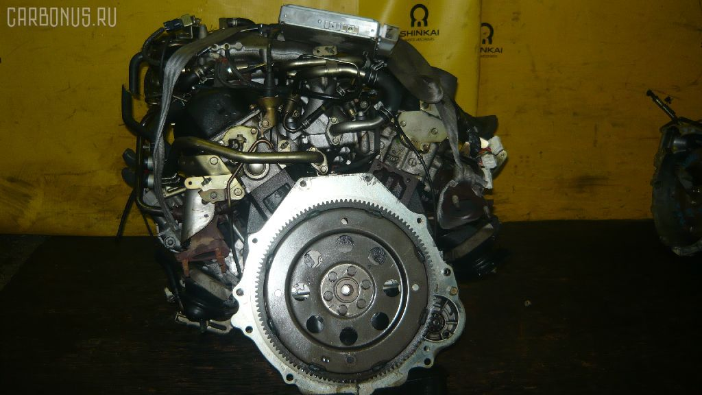 Двигатель NISSAN ELGRAND ALWE50 VG33E. Фото 5