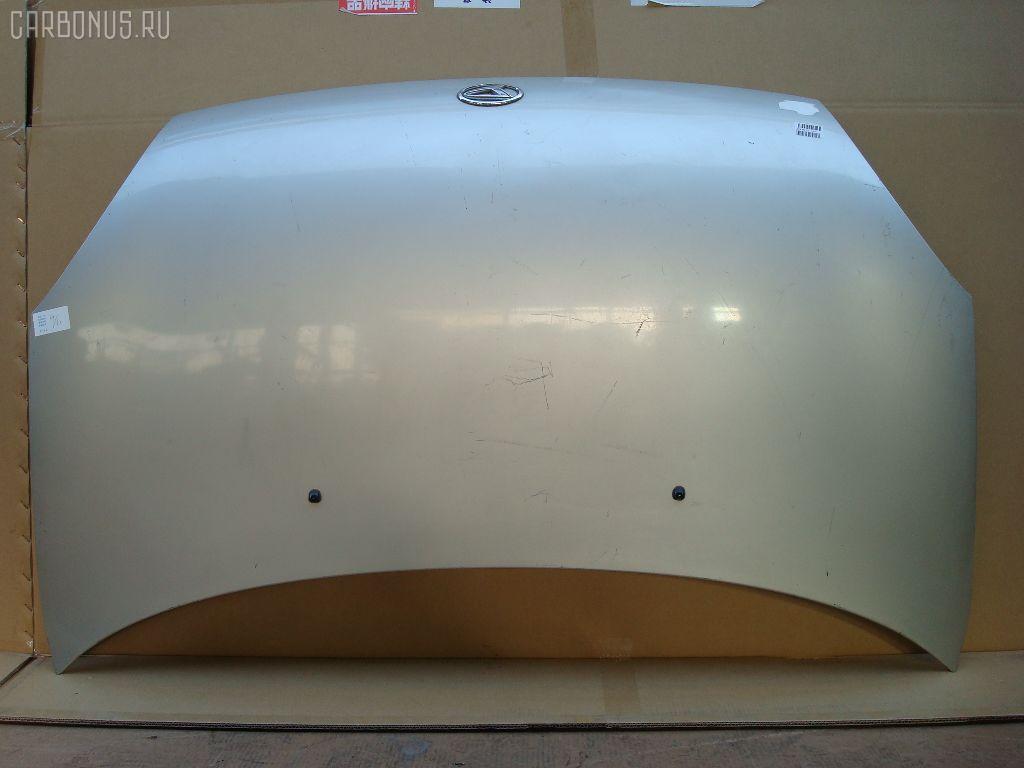Капот DAIHATSU STORIA M100S. Фото 2