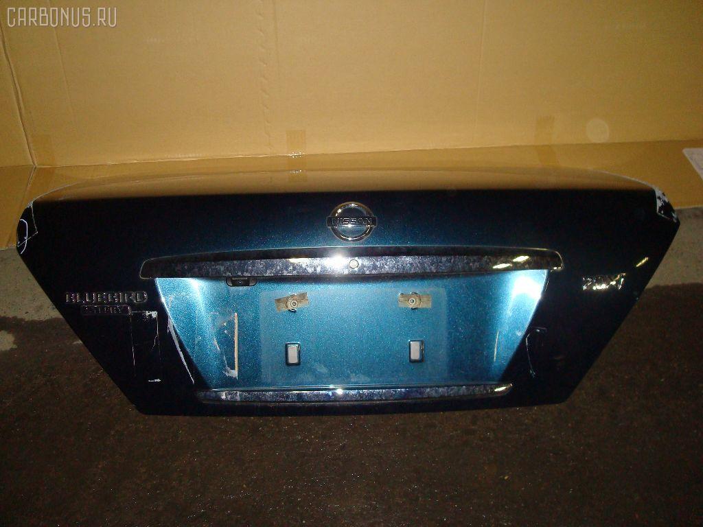 Крышка багажника NISSAN BLUEBIRD SYLPHY TG10. Фото 4