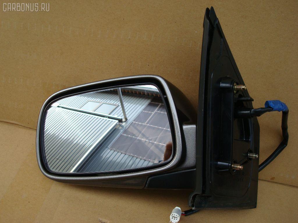 Зеркало двери боковой TOYOTA IST NCP60. Фото 6