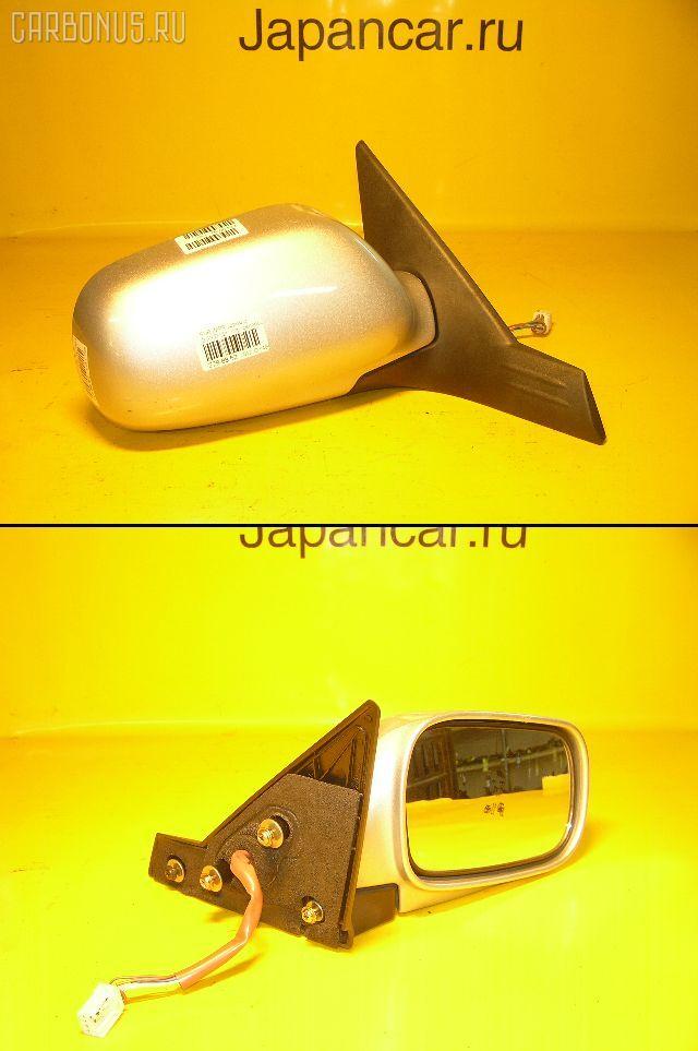 Зеркало двери боковой SUBARU IMPREZA WAGON GG3. Фото 2