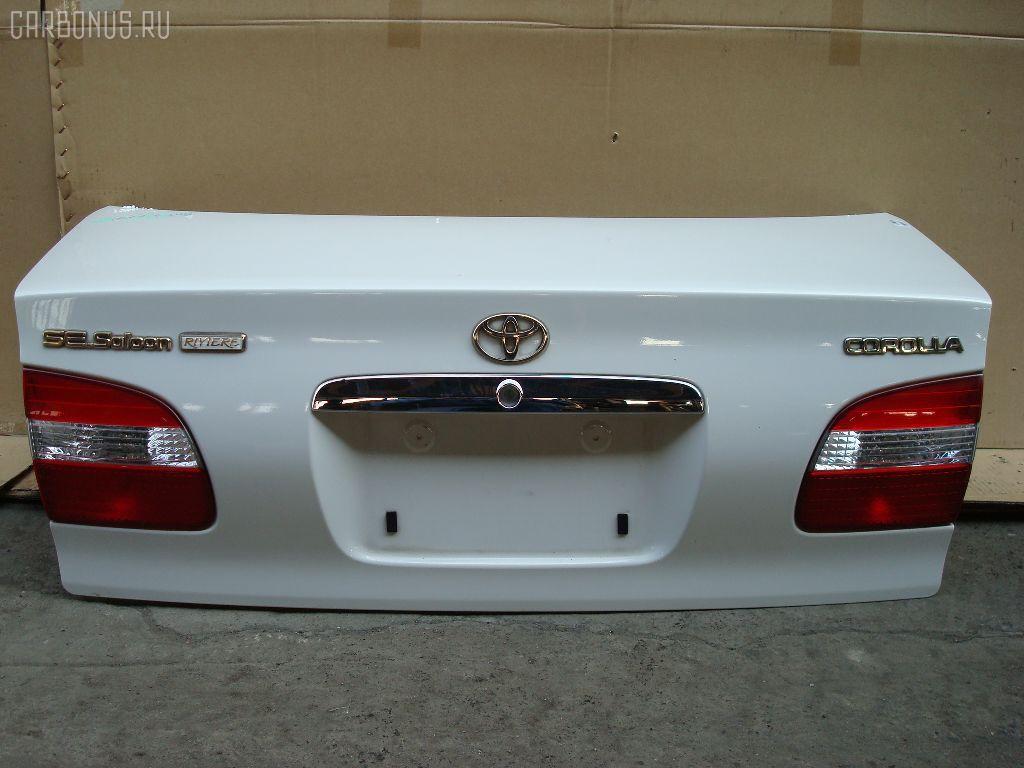 Крышка багажника TOYOTA COROLLA AE110. Фото 2