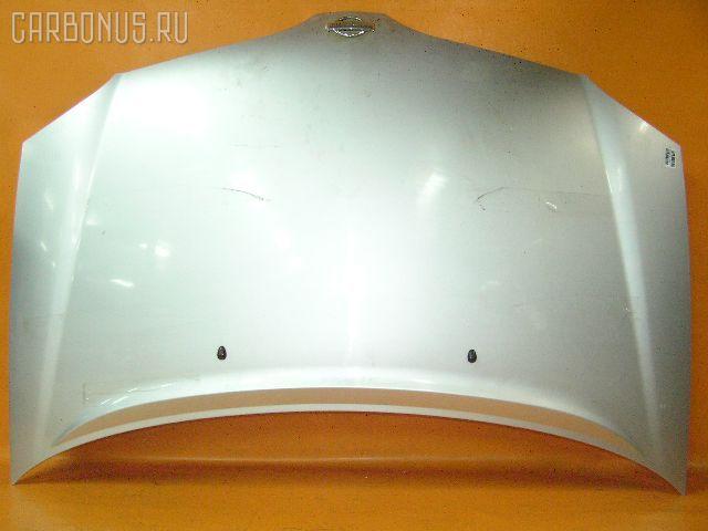 Капот NISSAN TINO V10. Фото 1