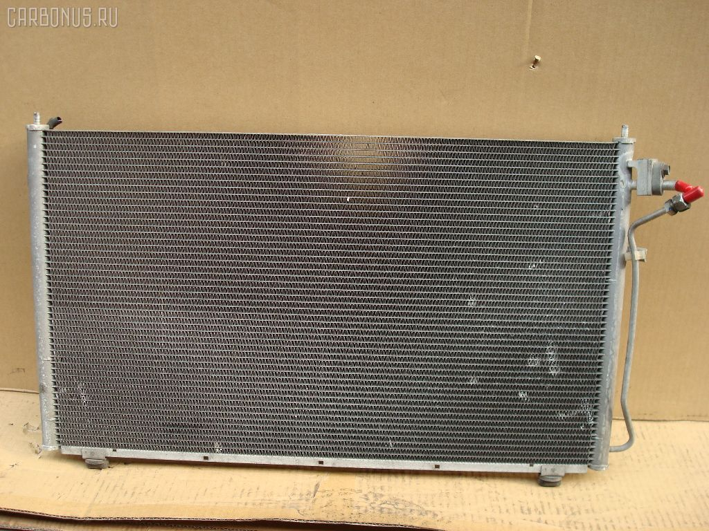 Радиатор кондиционера NISSAN SERENA PC24 SR20DE. Фото 2