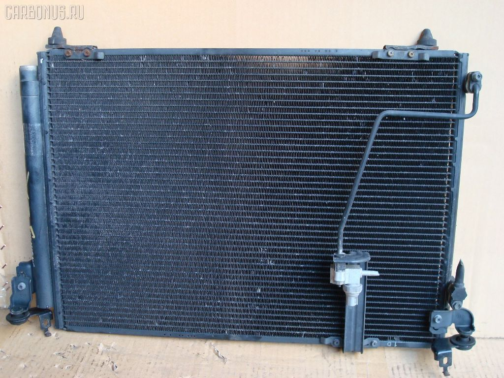 Радиатор кондиционера TOYOTA GRAND HIACE VCH10W 5VZ-FE. Фото 2