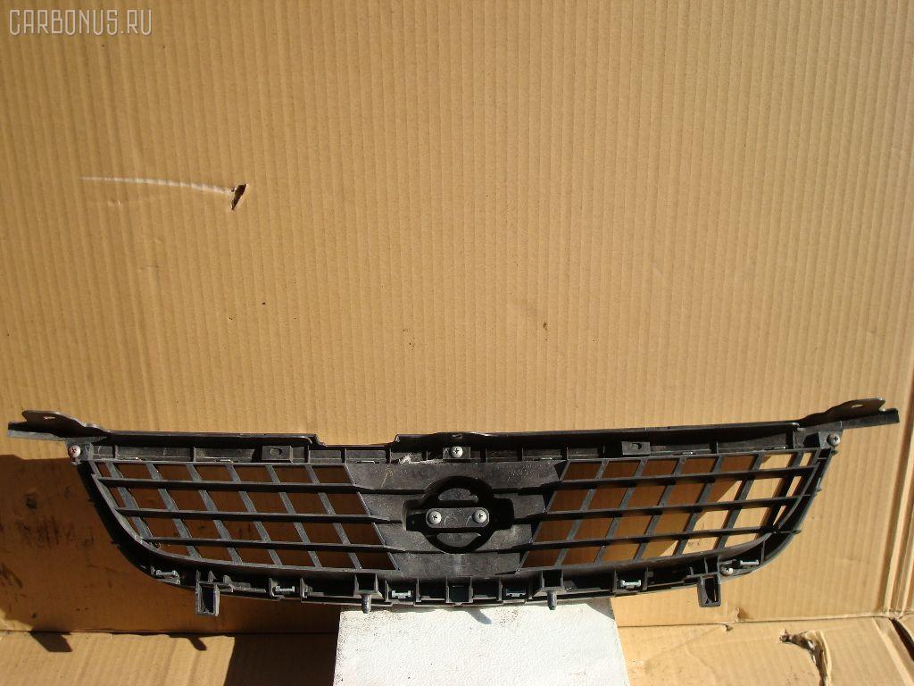 Решетка радиатора NISSAN SUNNY FB15. Фото 2