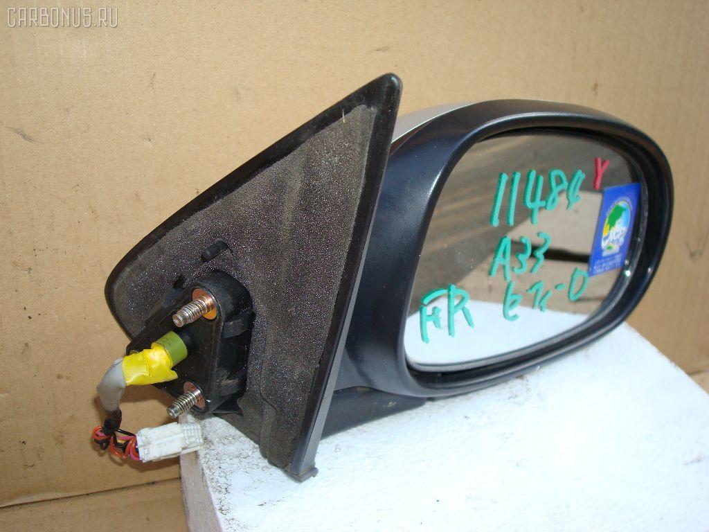 Зеркало двери боковой NISSAN CEFIRO PA33. Фото 5