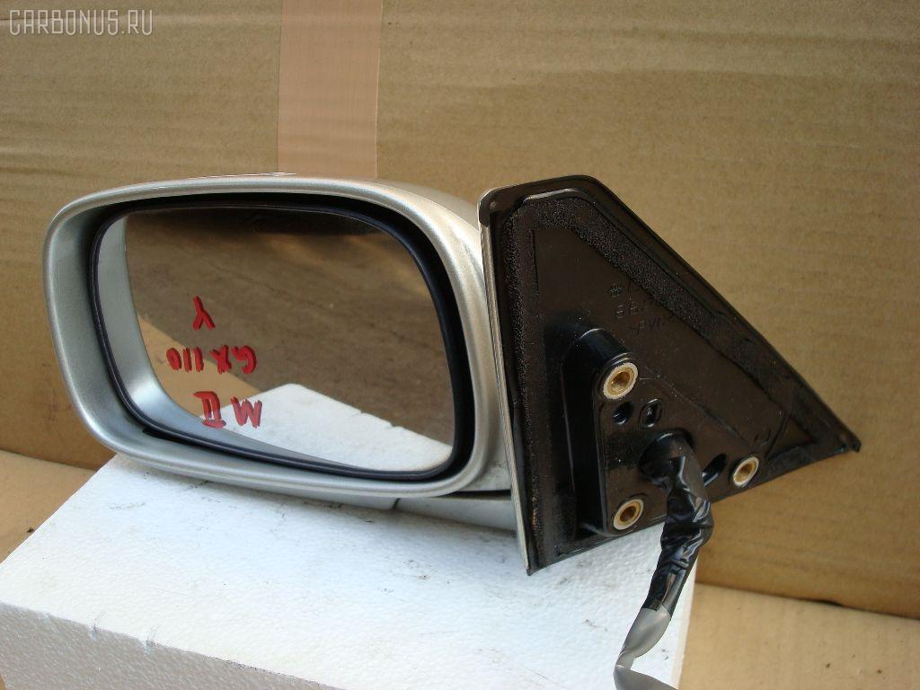 Зеркало двери боковой TOYOTA MARK II JZX110. Фото 2