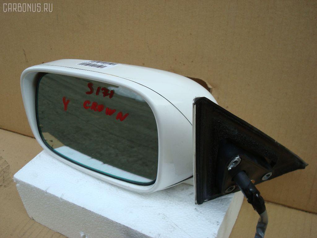 Зеркало двери боковой TOYOTA CROWN JZS171. Фото 3