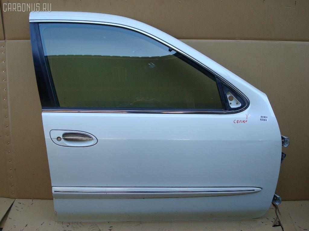 Дверь боковая NISSAN CEFIRO A33. Фото 3