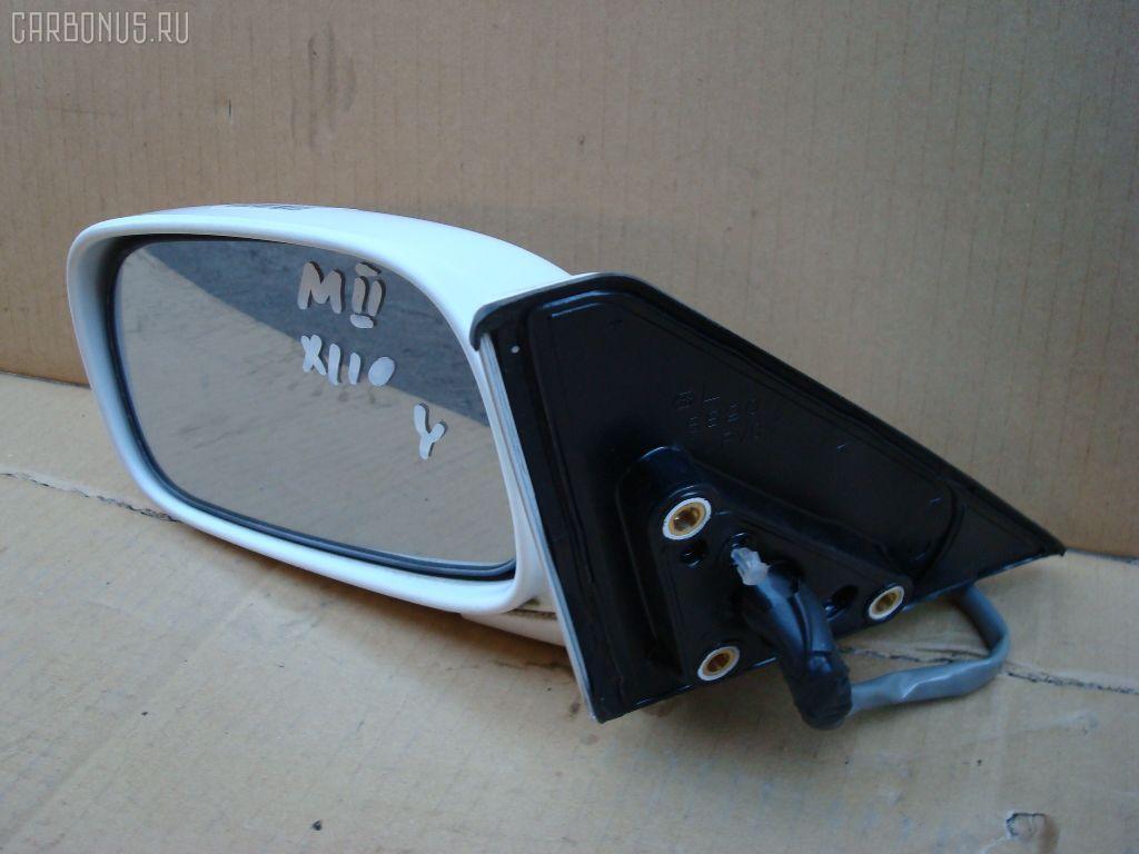 Зеркало двери боковой TOYOTA MARK II JZX110. Фото 9