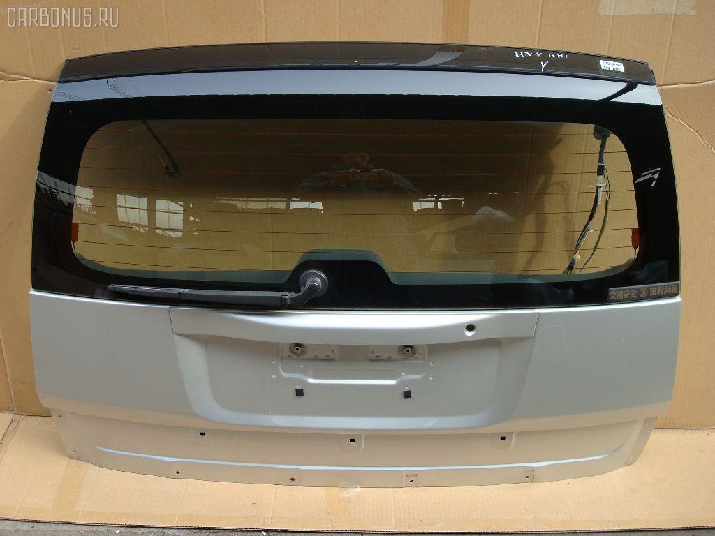 Дверь задняя HONDA HR-V GH1. Фото 2