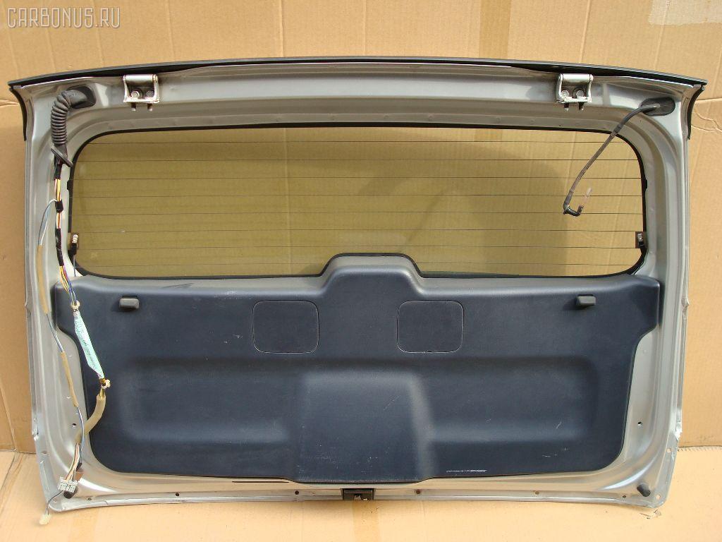 Дверь задняя HONDA HR-V GH1. Фото 3