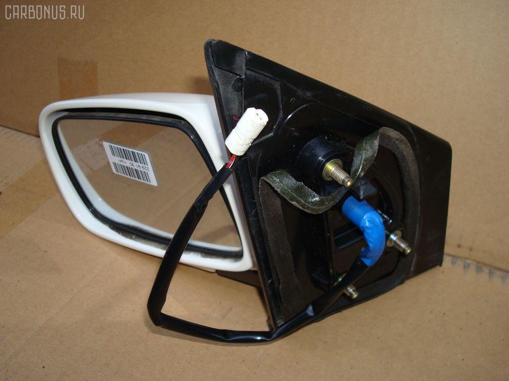 Зеркало двери боковой TOYOTA IST NCP65. Фото 2