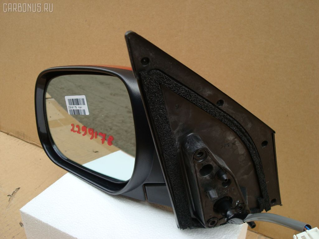 Зеркало двери боковой TOYOTA RAV4 ACA31W. Фото 2