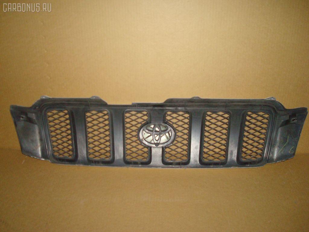 Решетка радиатора TOYOTA KLUGER V MCU20W. Фото 2