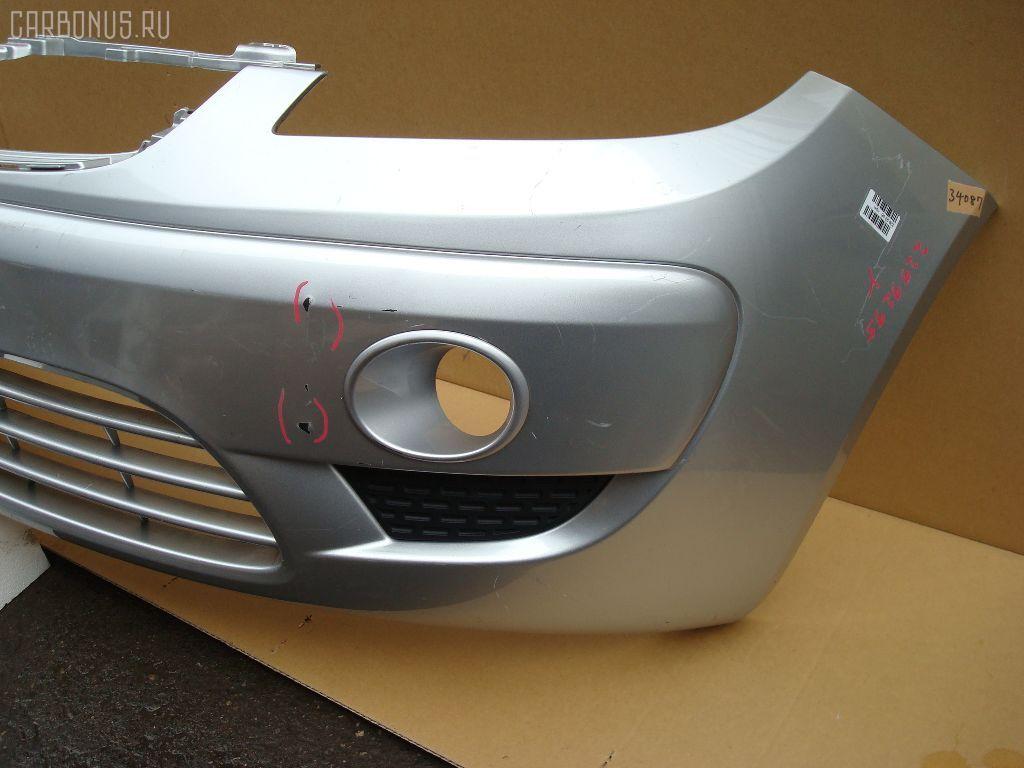 Бампер MITSUBISHI COLT PLUS Z23W. Фото 3