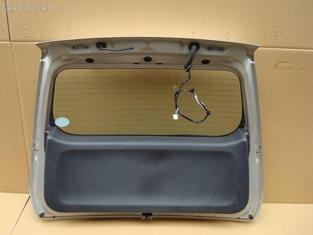 Дверь задняя MITSUBISHI COLT Z25A. Фото 2