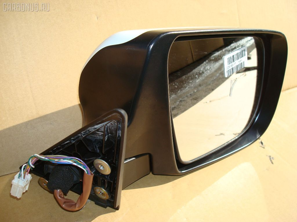 Зеркало двери боковой SUBARU FORESTER SG5. Фото 2