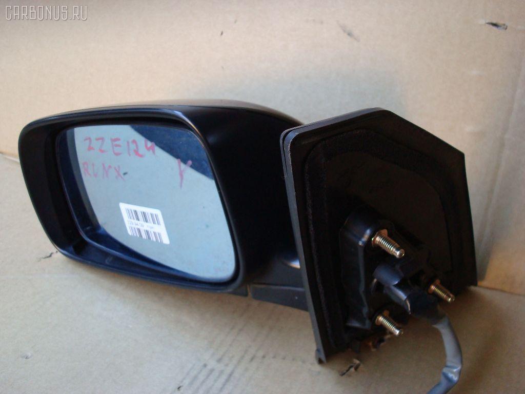 Зеркало двери боковой TOYOTA COROLLA RUNX ZZE124. Фото 2
