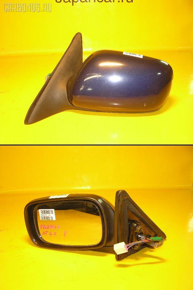 Зеркало двери боковой TOYOTA CORONA PREMIO AT211. Фото 1
