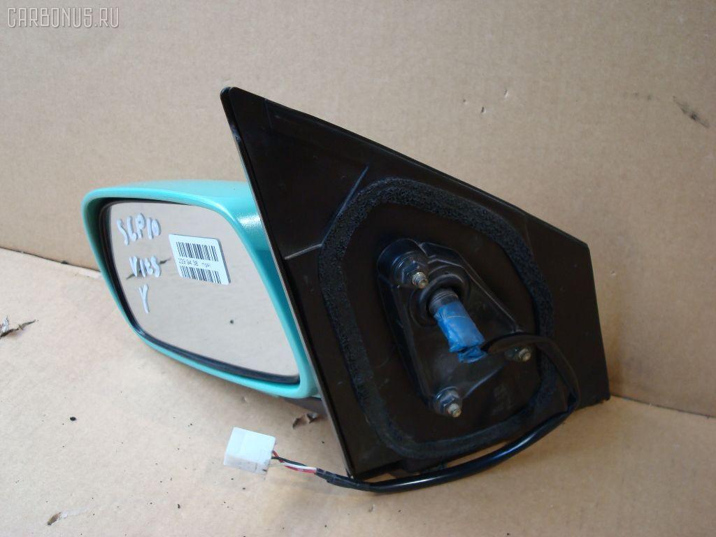 Зеркало двери боковой TOYOTA VITZ SCP10. Фото 10