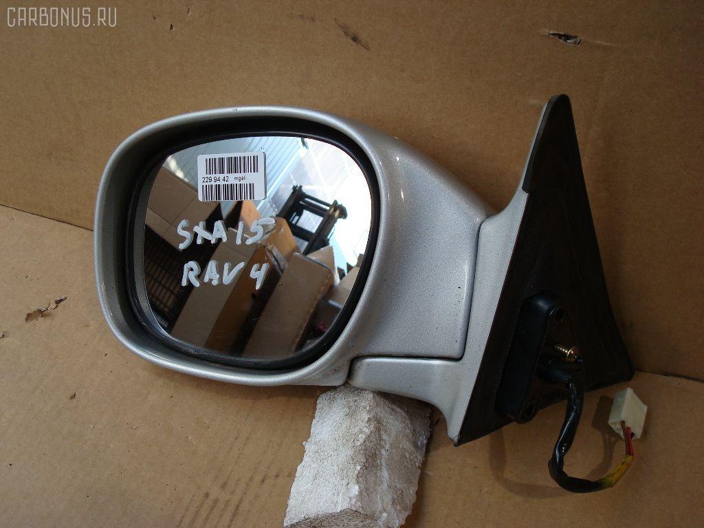Зеркало двери боковой TOYOTA RAV4 SXA15G. Фото 2