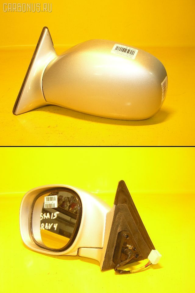 Зеркало двери боковой TOYOTA RAV4 SXA15G. Фото 1