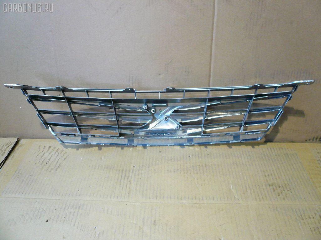 Решетка радиатора TOYOTA MARK X GRX120. Фото 2