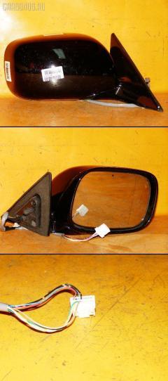 Зеркало двери боковой Toyota Crown GRS180 Фото 6