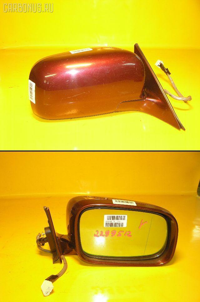 Зеркало двери боковой TOYOTA BREVIS JCG11. Фото 1