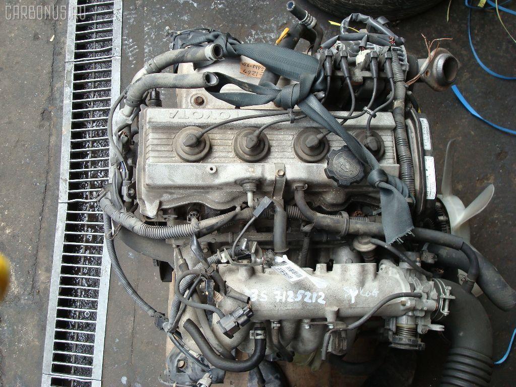 Двигатель TOYOTA LITE ACE NOAH SR50G 3S-FE. Фото 1