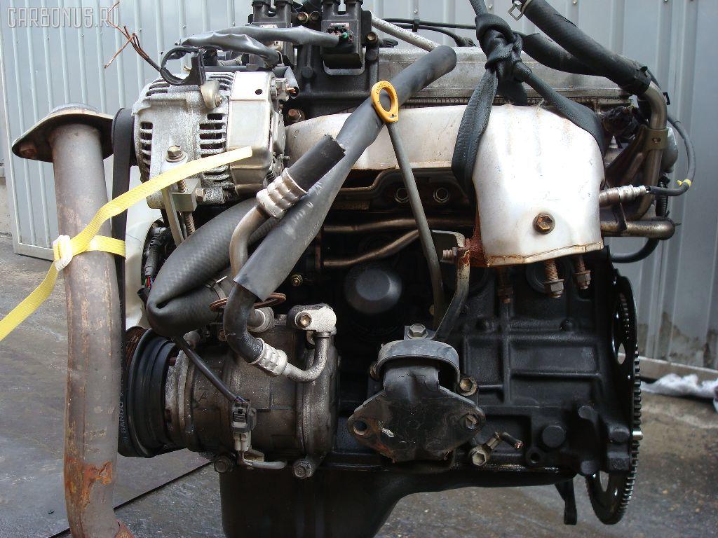 Двигатель TOYOTA LITE ACE NOAH SR50G 3S-FE. Фото 2