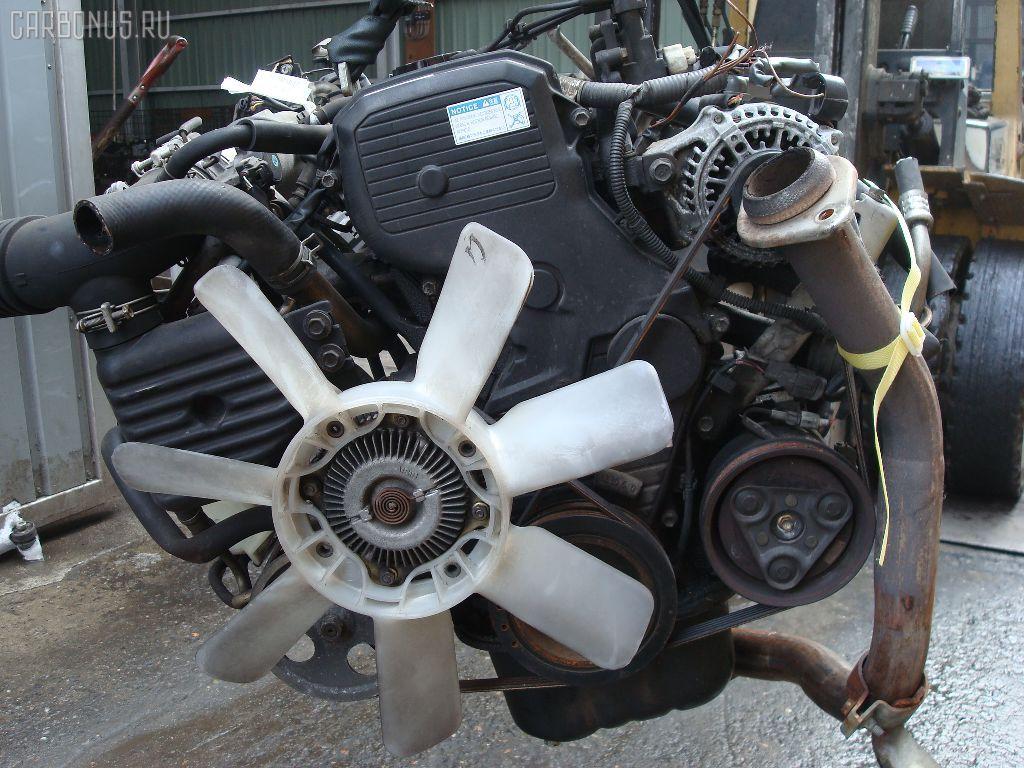 Двигатель TOYOTA LITE ACE NOAH SR50G 3S-FE. Фото 3