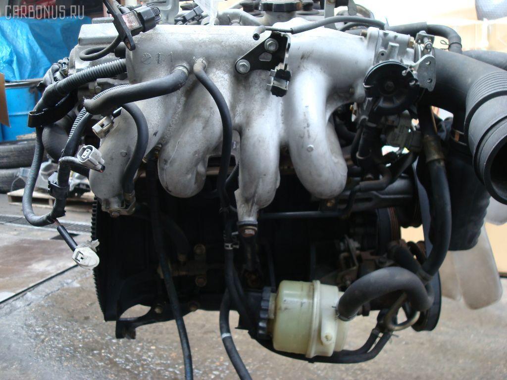 Двигатель TOYOTA LITE ACE NOAH SR50G 3S-FE. Фото 4