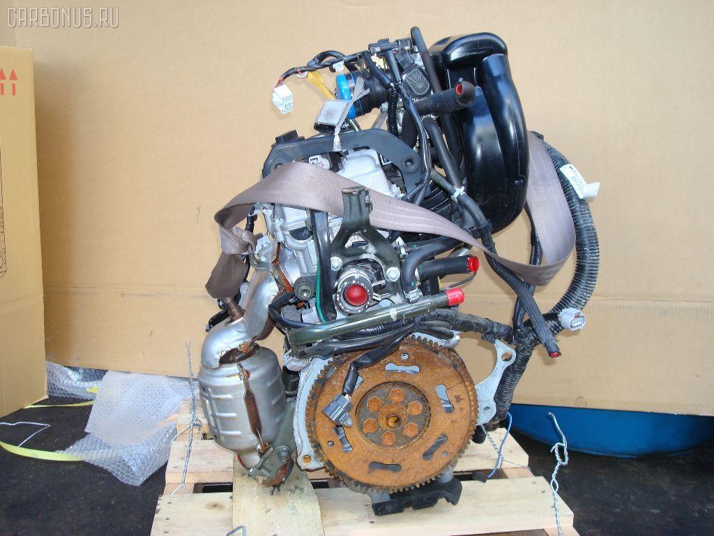 Двигатель NISSAN MOCO MG22S K6A. Фото 1