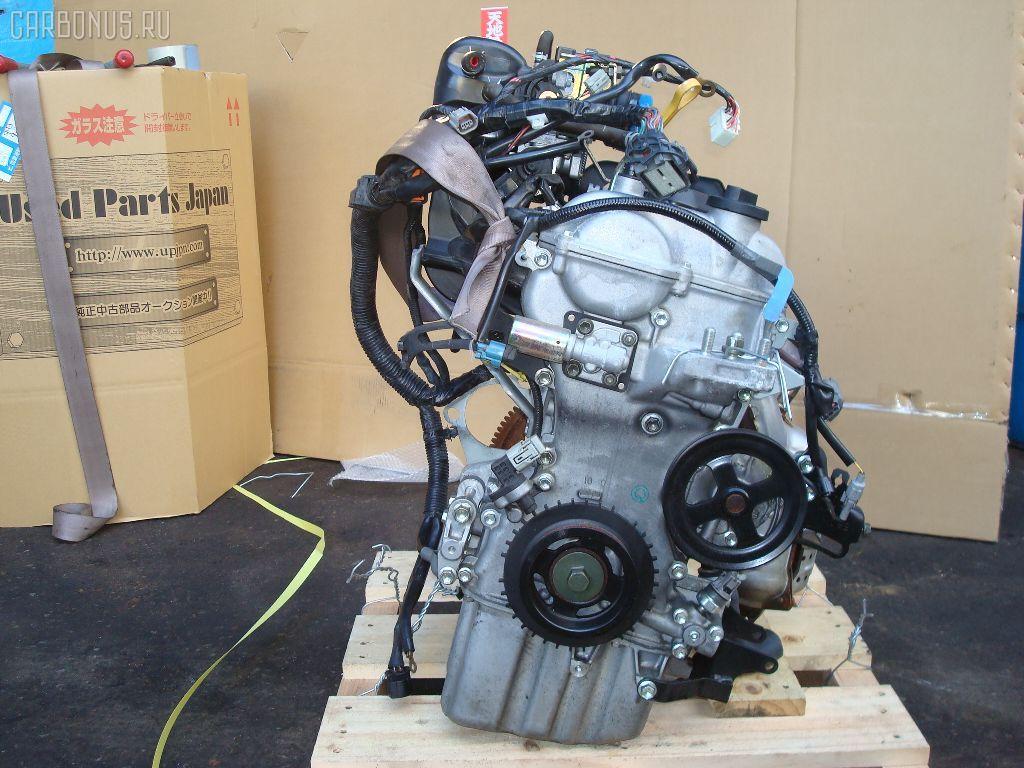 Двигатель NISSAN MOCO MG22S K6A. Фото 3