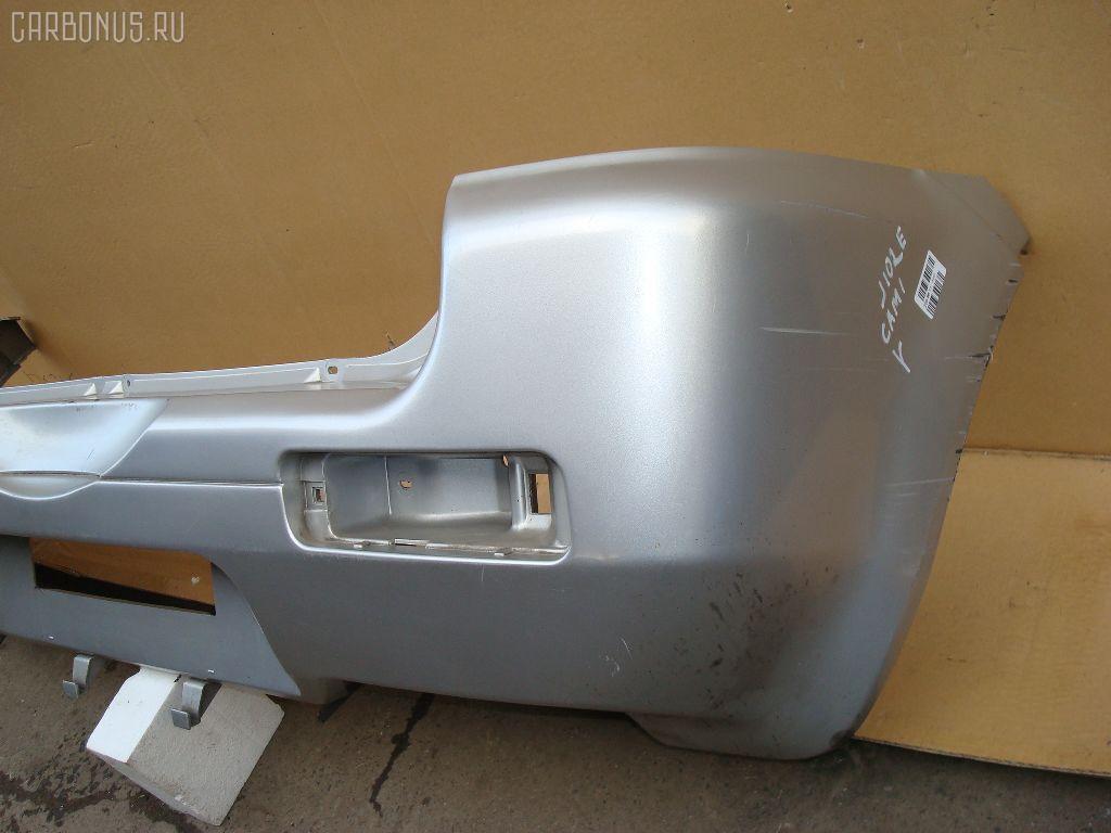 Бампер TOYOTA CAMI J102E. Фото 3