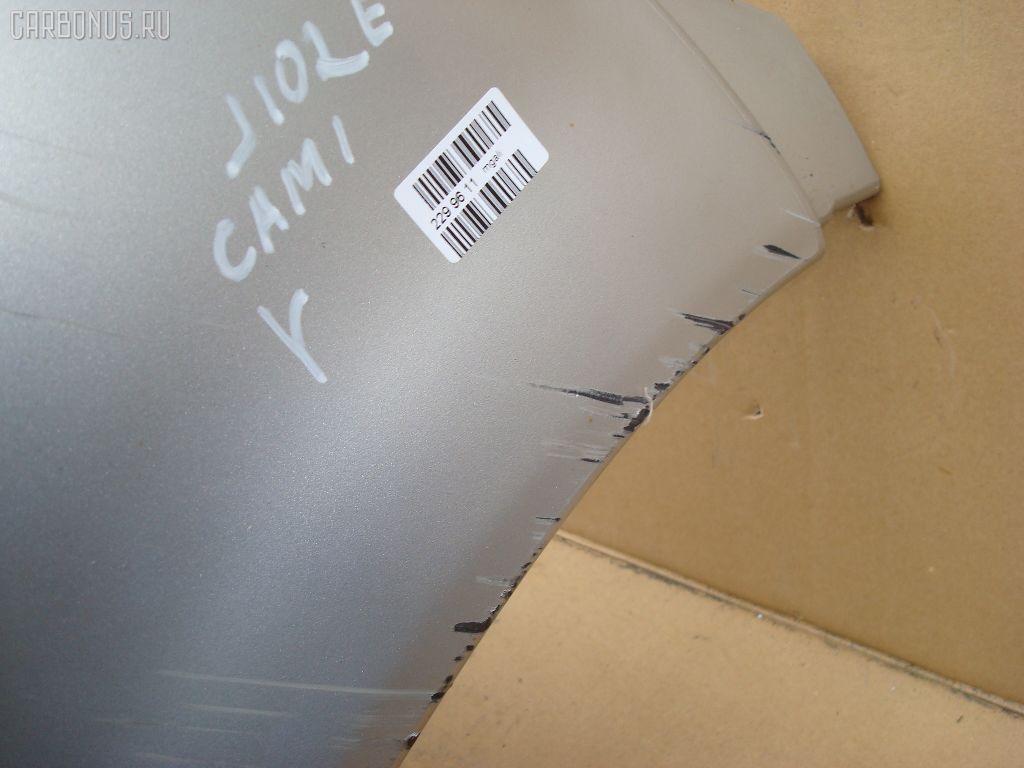 Бампер TOYOTA CAMI J102E. Фото 4