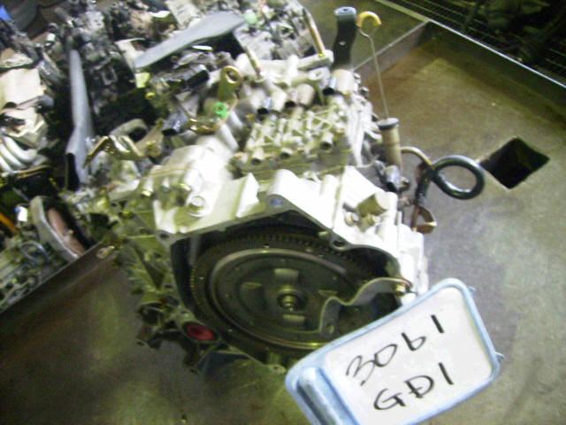 КПП автоматическая HONDA FIT GD1 L13A. Фото 3