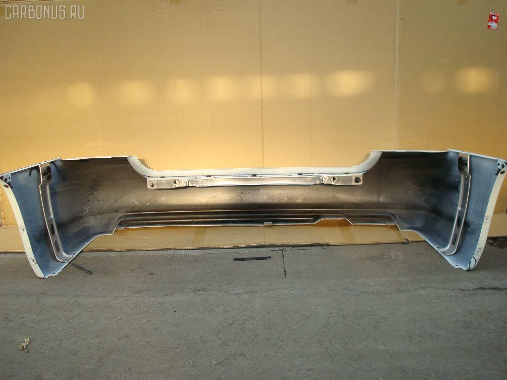 Бампер SUBARU FORESTER SG5. Фото 4