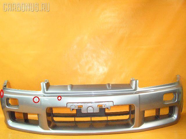 Бампер NISSAN SKYLINE HR34. Фото 1