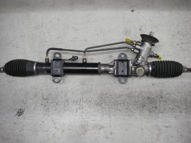 Рулевая рейка HONDA HR-V GH3 D16A. Фото 4