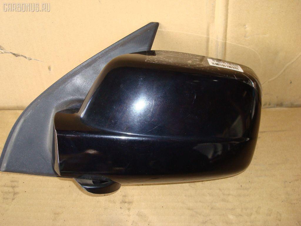 Зеркало двери боковой NISSAN X-TRAIL NT30. Фото 2