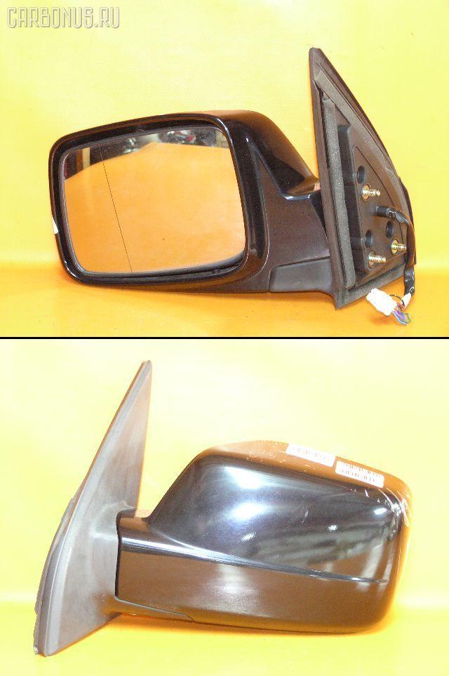 Зеркало двери боковой NISSAN X-TRAIL NT30. Фото 1