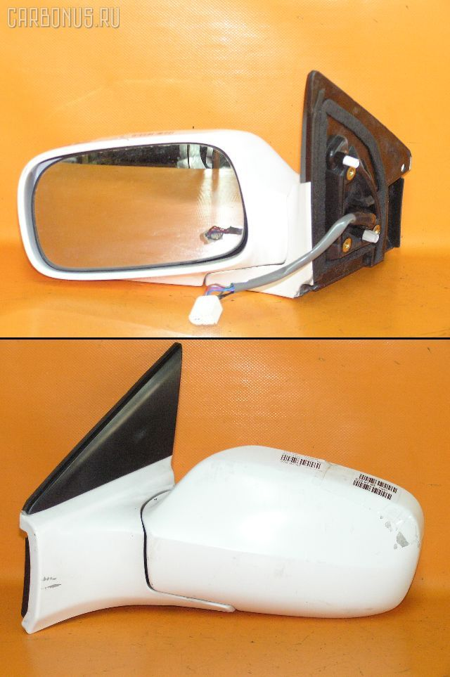 Зеркало двери боковой TOYOTA CALDINA AZT241W. Фото 1