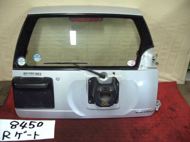 Дверь задняя SUZUKI ESCUDO TD52W. Фото 3