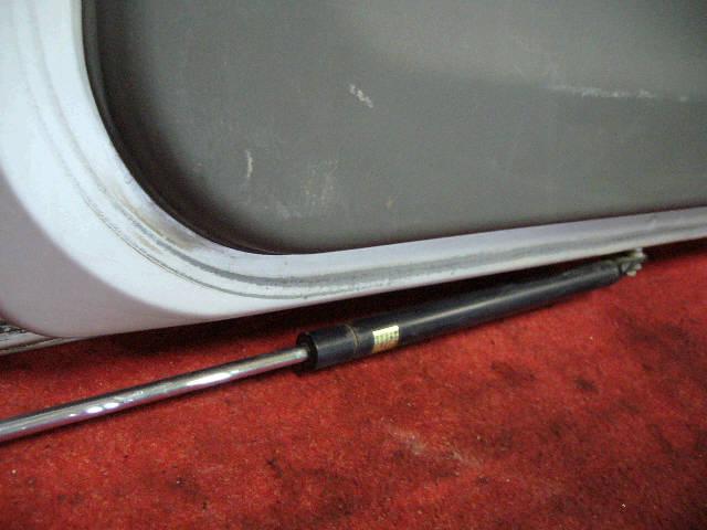 Дверь задняя SUZUKI ESCUDO TD52W. Фото 1