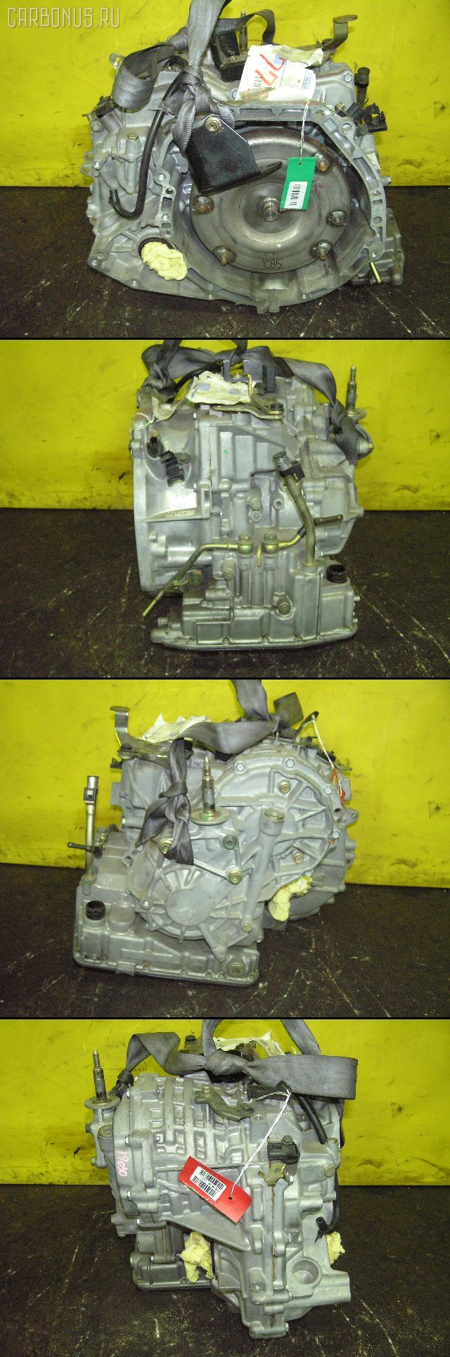 КПП автоматическая NISSAN CUBE BZ11 CR14DE. Фото 1