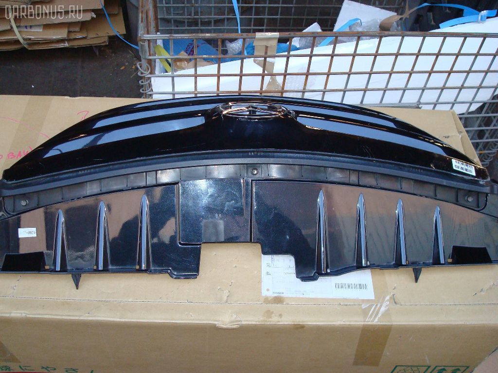 Решетка радиатора MAZDA MPV LW5W. Фото 5